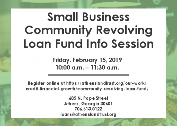 Feb monthly Small Business info session