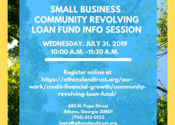 Small Business Community Revolving Loan Foan Info Session (1)