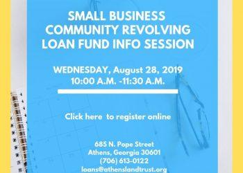 Small Business Community Revolving Loan Foan Info Session (1)