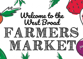 Welcome to the West Broad Farmers Market